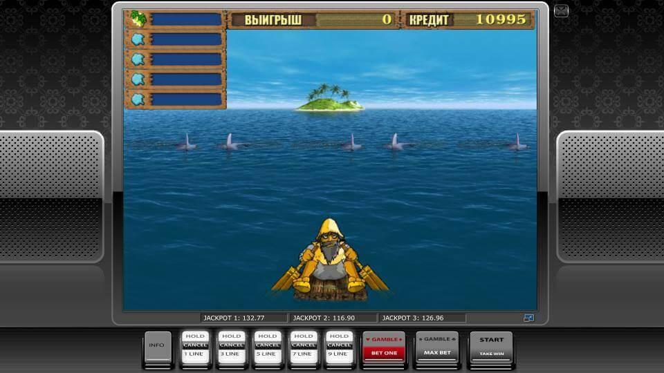 Изображение игрового автомата Island 3